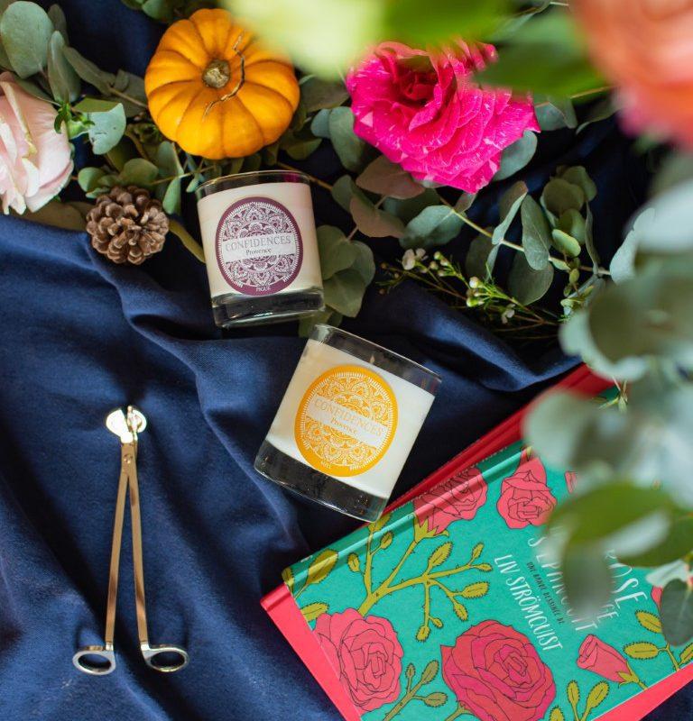 Ambiance parfums doux et fleuris